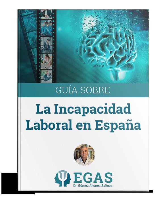 Guía sobre la Incapacidad laboral en Espana