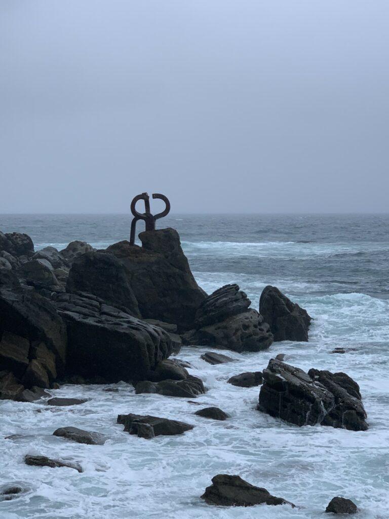 Peine de los Vientos. San Sebastián